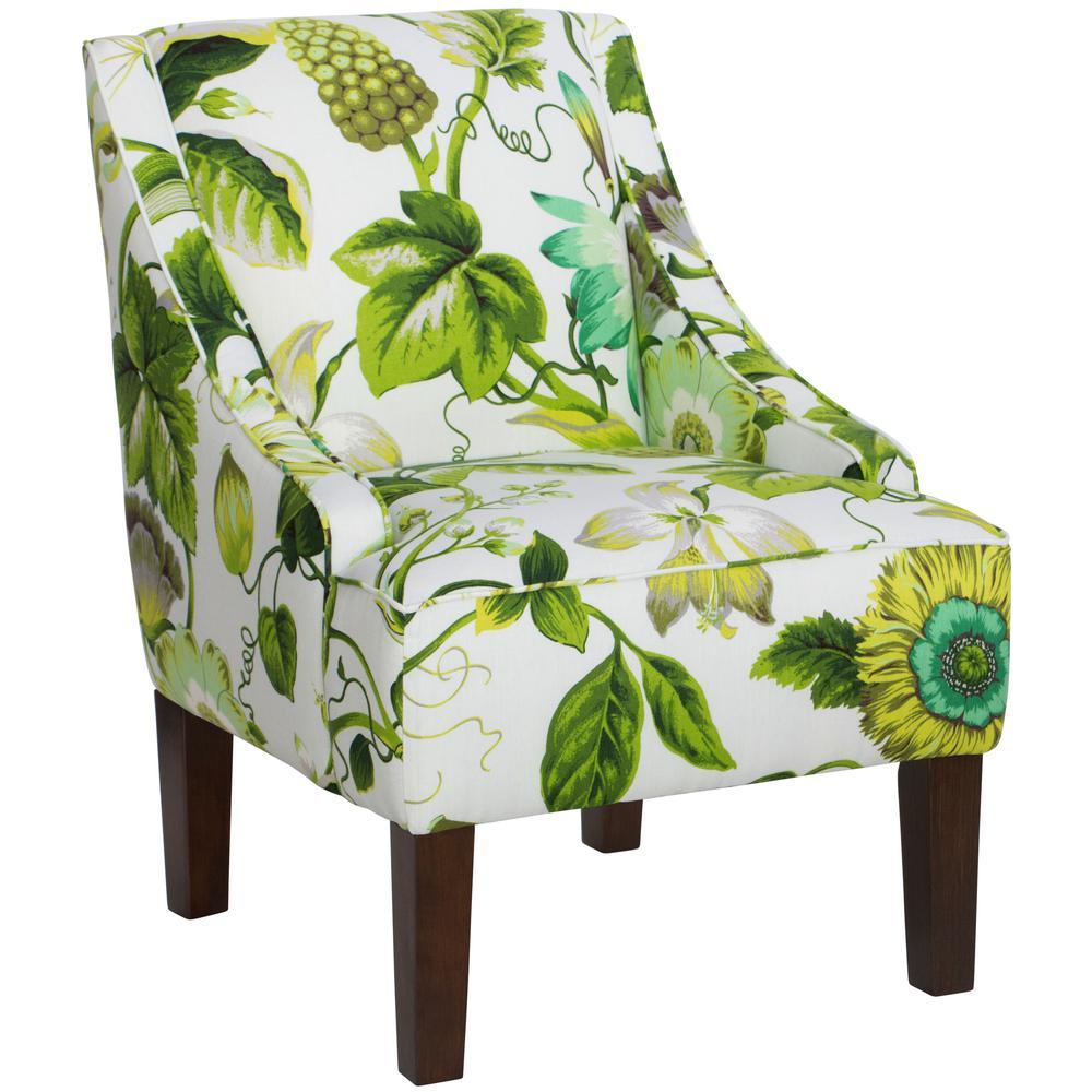 Grandiflora Jardin Swoop Arm Chair
