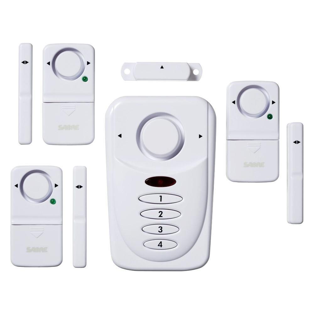 Home Security Window or Door Alarm Kit