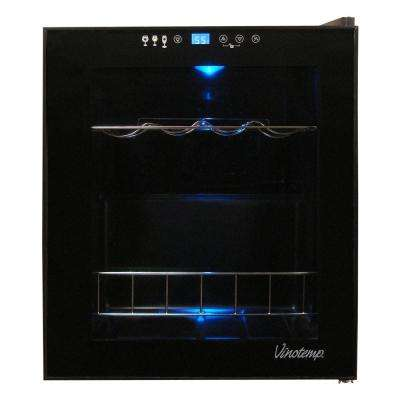 15-Bottle Touchscreen Wine Cooler