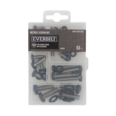 TV Wall Mount Replacement Screws Kit (53-Piece)