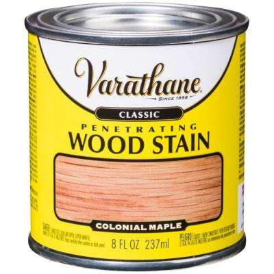 1 hp. Colonial Maple Classic Wood Interior Stain (4-Pack)