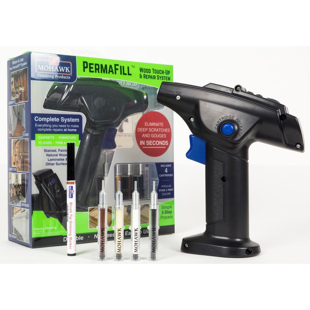 PERMAFILL Wood Repair System