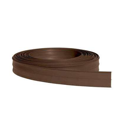 5 in. x 330 ft. Brown Flexible Rail Horse Fence