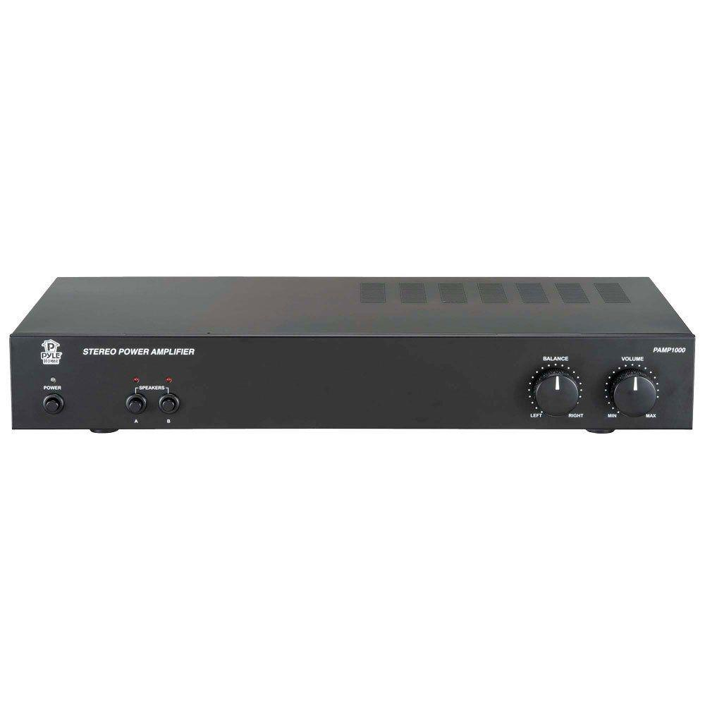 Pyle 160 Watt Home Stereo Power Amplifier-DISCONTINUED