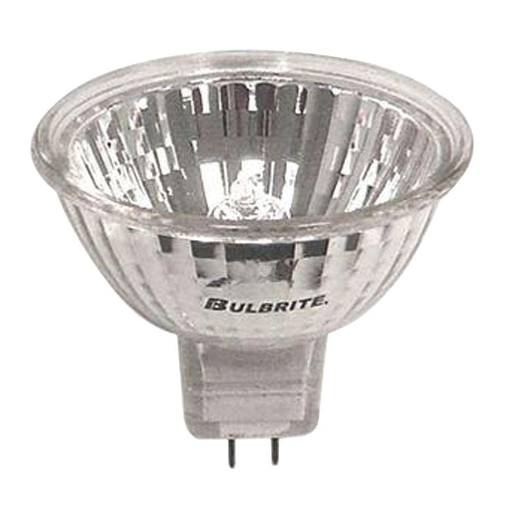 Bulbrite 50-Watt Halogen MR16 Light Bulb (10-Pack)