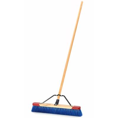 24 in. Outdoor Wet/Dry Push Broom