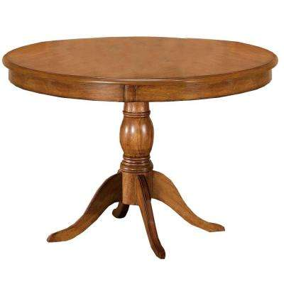 Bayberry Oak Dining Table