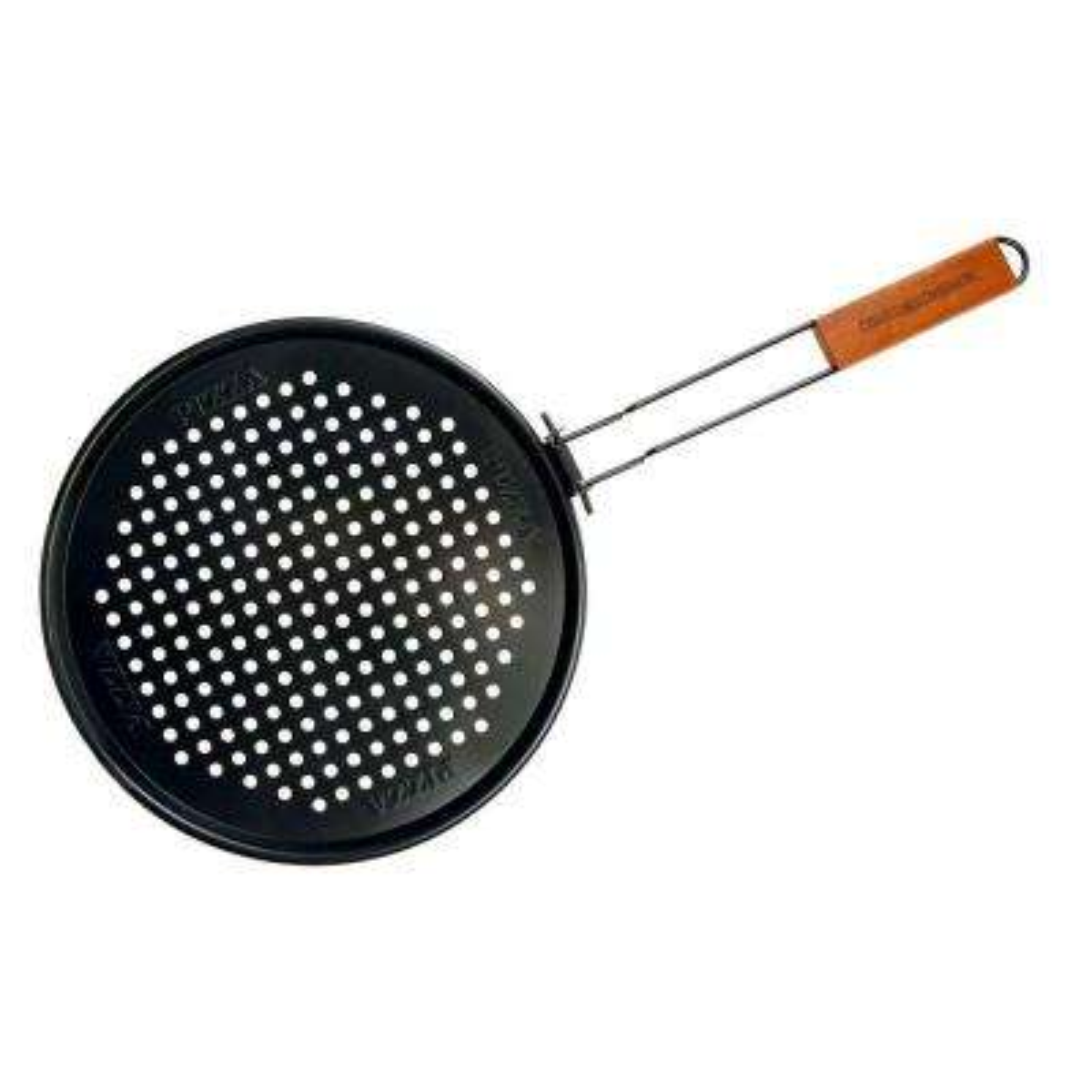 Non-Stick Pizza Grilling Pan