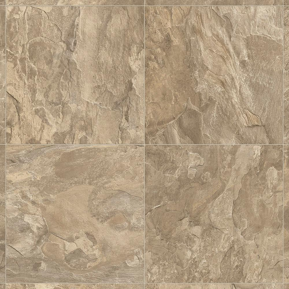 Armstrong Stratamax Value Plus 12 ft. Width x Custom Length Earthly Strike Residential Vinyl Sheet Flooring