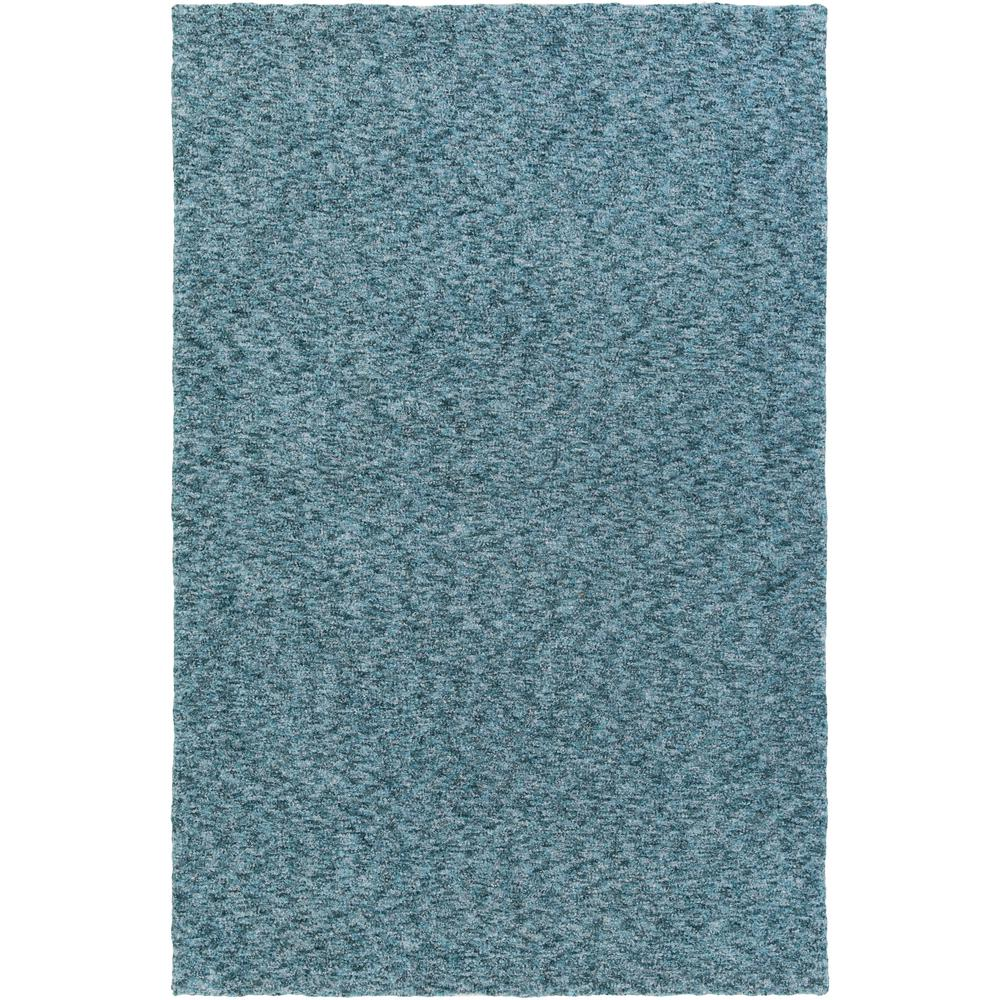 Sally Maise Teal 3 ft. x 5 ft. Indoor Area Rug