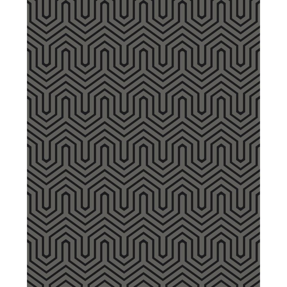 York Wallcoverings Ashford Labyrinth Wallpaper