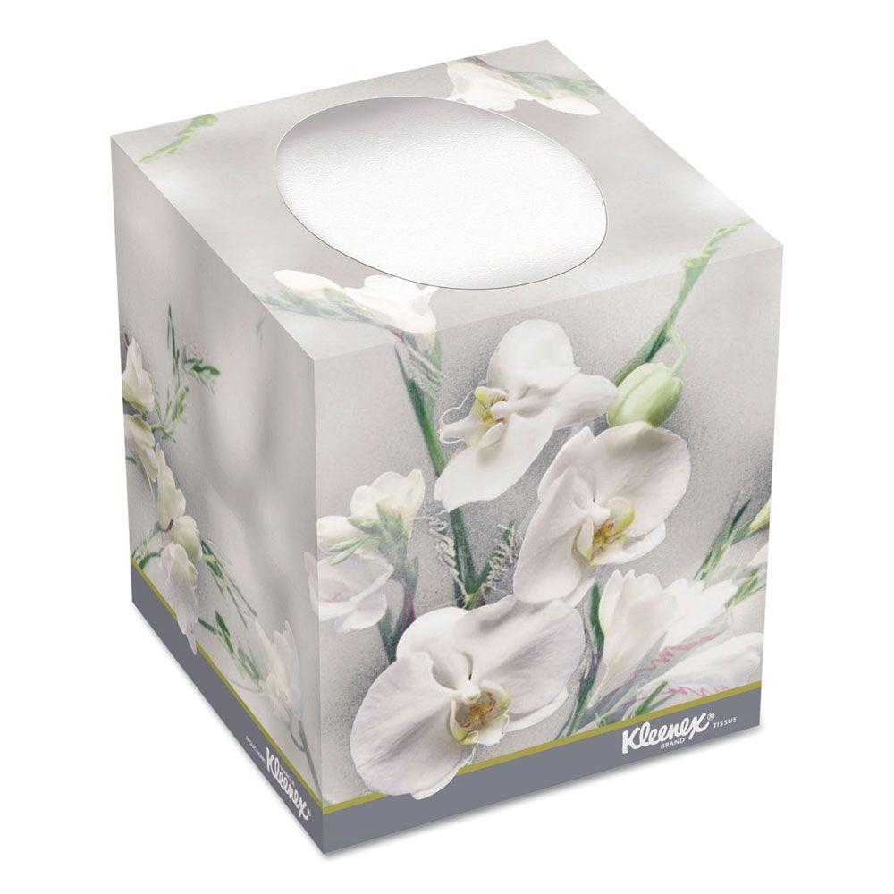 Kleenex Boutique Floral Facial Tissue 2-Ply (95-Count)