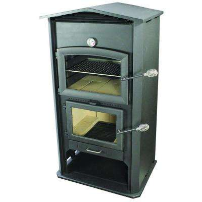 1.6 cu. ft. Indoor/Outdoor Wood Oven