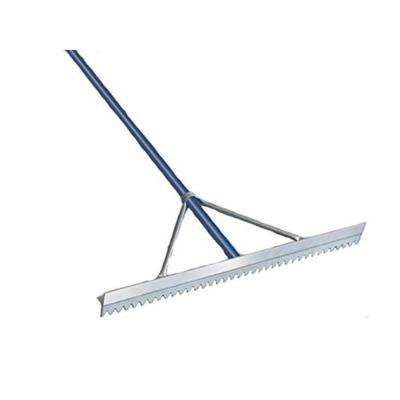 Brace Set and Hardware for 24 in. and 30 in. Rake and Squeegee Adapter