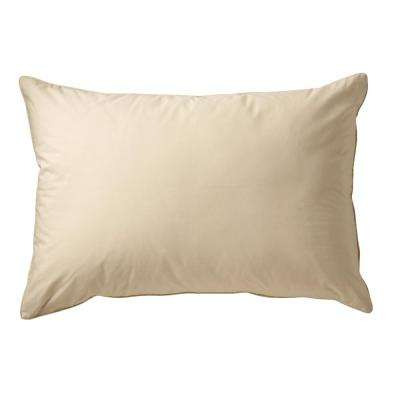 Organic Cotton Cover Allergy Protection Standard/Queen Hypoallergenic Pillow