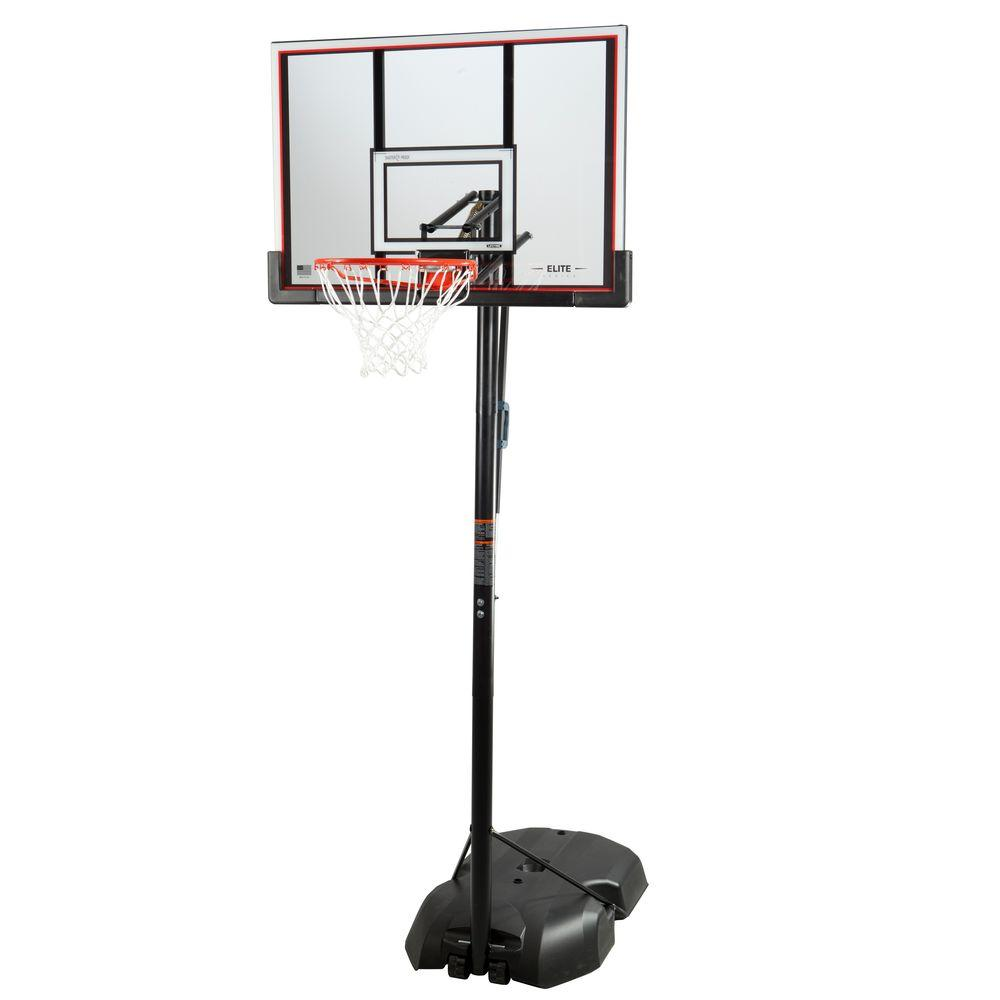 Portable Basketball System