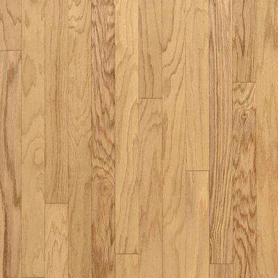 Town Hall Oak Natural Engineered Hardwood Flooring - 5 in. x 7 in. Take Home Sample