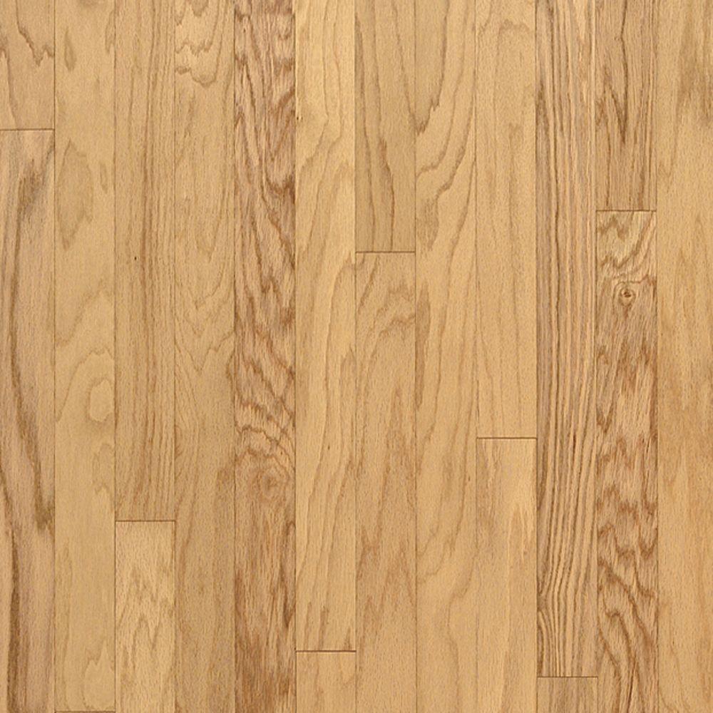 Town Hall Oak Natural Engineered Hardwood Flooring - 5 in. x 7 in. Take Home Sample