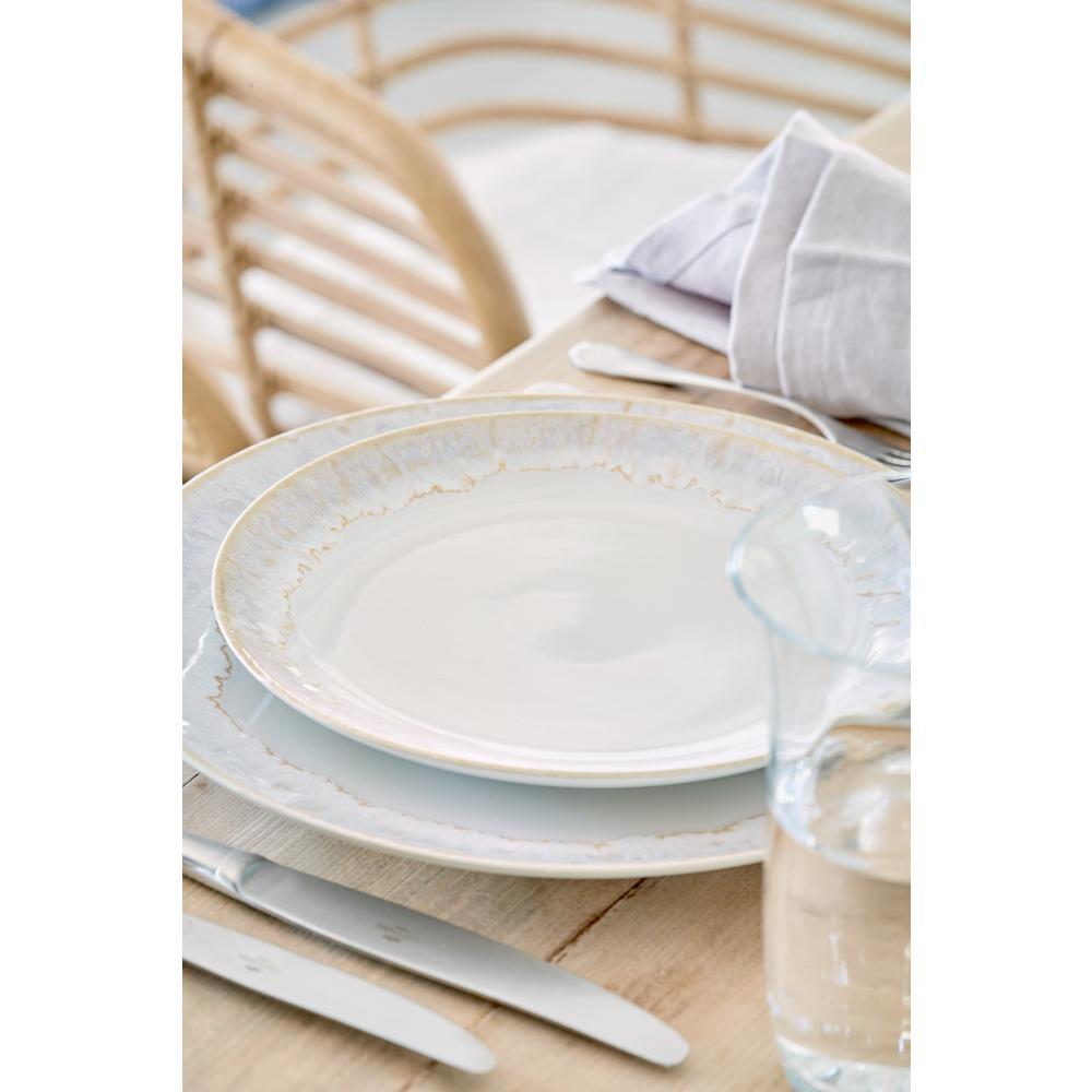 Taormina White Dinner Plate (Set of 6)