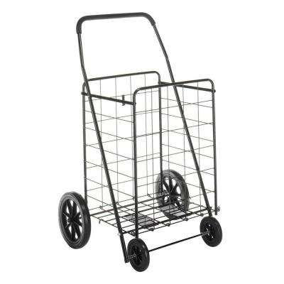 Utility Cart Collection 24.5 in. x 40.12 in. Deluxe Utility Cart