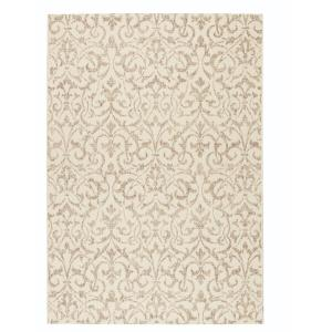 Bermuda Champagne/Taupe 2 Ft. X 3 Ft. 7 In. Area Rug. Home Decorators  Collection ...