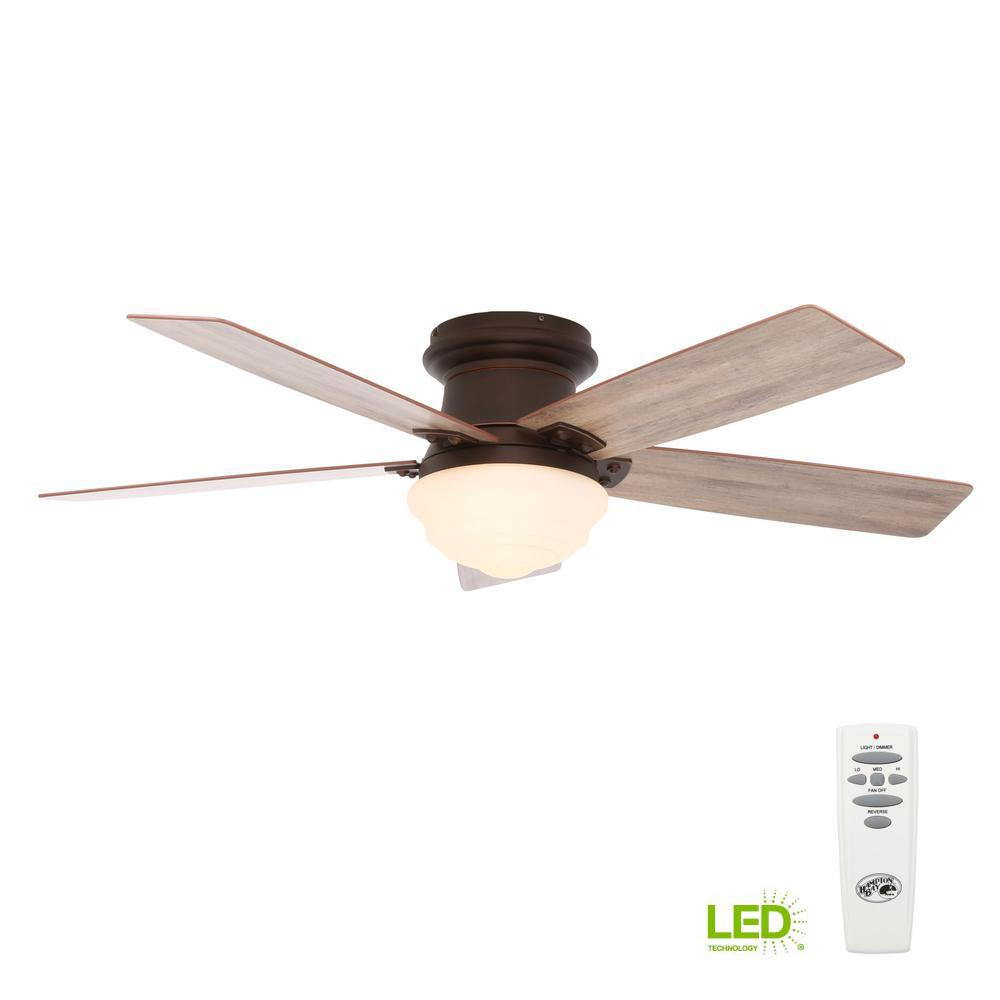 This Review Is From Maxwell 52 In Led Indoor Mediterranean Bronze Ceiling Fan With Light Kit And Remote Control