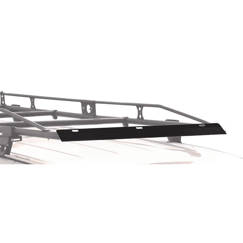 Buyers Products Company 40 In Ladder Rack Wind Deflector Kit 1501193 The Home Depot
