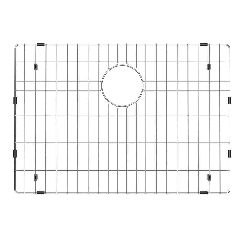 Exclusive Heritage 23 in. x 16 in. Stainless Steel Kitchen Sink Bottom Grid