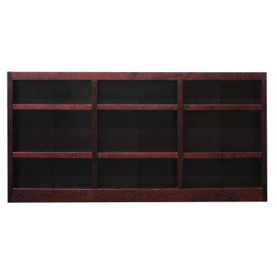 72 x 36 Cherry Wall Storage Unit