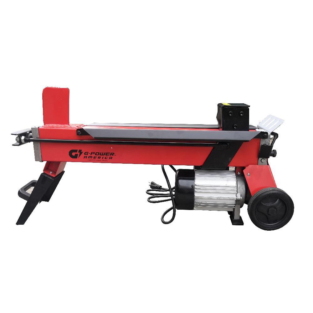 5-Ton 12.5 Amp, 1500-Watt Electric Log Splitter