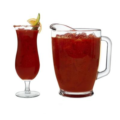 67.6 oz. Bloody Mary Glass Set with Pitcher (5-Pack)