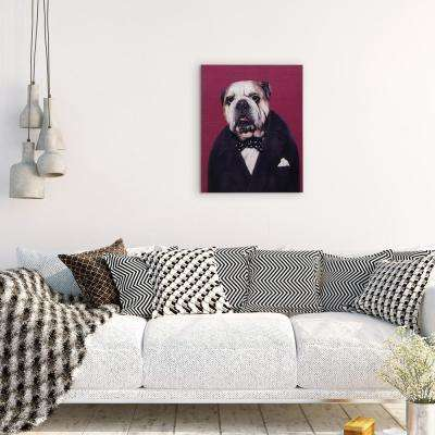 "20 in. x 16 in. ""Leader"" Graphic Art on Wrapped Canvas Wall Art"