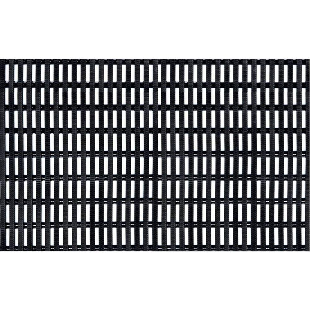 Airpath Black 3 ft. x 10 ft. PVC Anti Fatigue and Safety ...