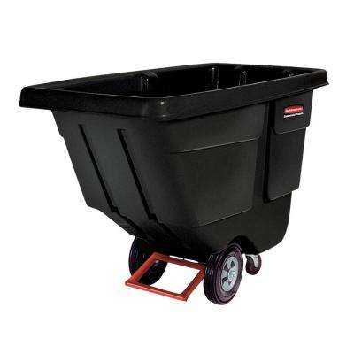 Rubbermaid Commercial Products 1 cu. yd. Utility Duty Tilt Truck by Rubbermaid Commercial