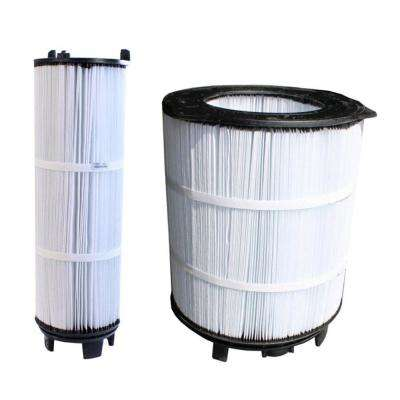 19 in. Dia 200 sq. ft. System 3 Pool Filter Inner and Outer Modular Media Cartridge Set