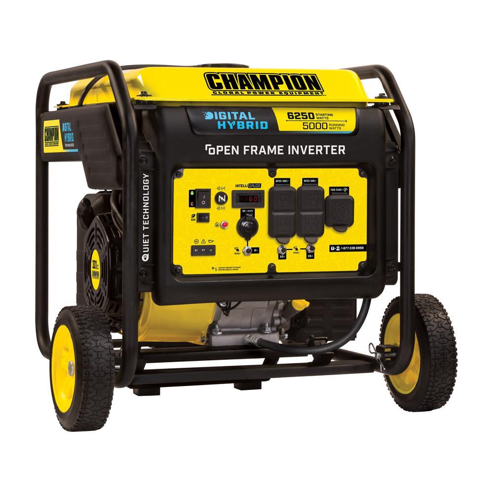 Champion Power Equipment - Generators - Outdoor Power