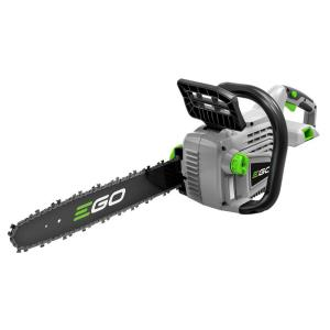 EGO 14 inch 56-Volt Lithium-Ion Cordless Chainsaw - Battery and Charger Not Included by EGO
