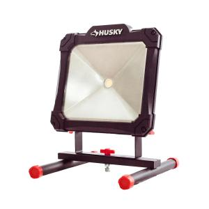 Click here to buy Husky 2500-Lumen Portable LED Worklight by Husky.