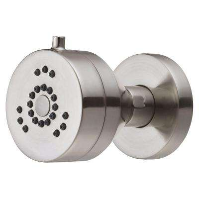 Parma 2-Function Body Spray in Brushed Nickel