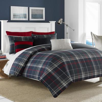Booker 3-Piece Duvet Cover Set, Full/Queen