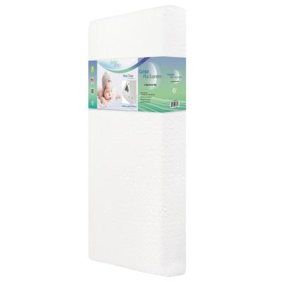 Comfort Balance Plus Supreme 260 Coil Inner Spring Crib And Toddler Mattress Waterproof Green Guard Gold Certified