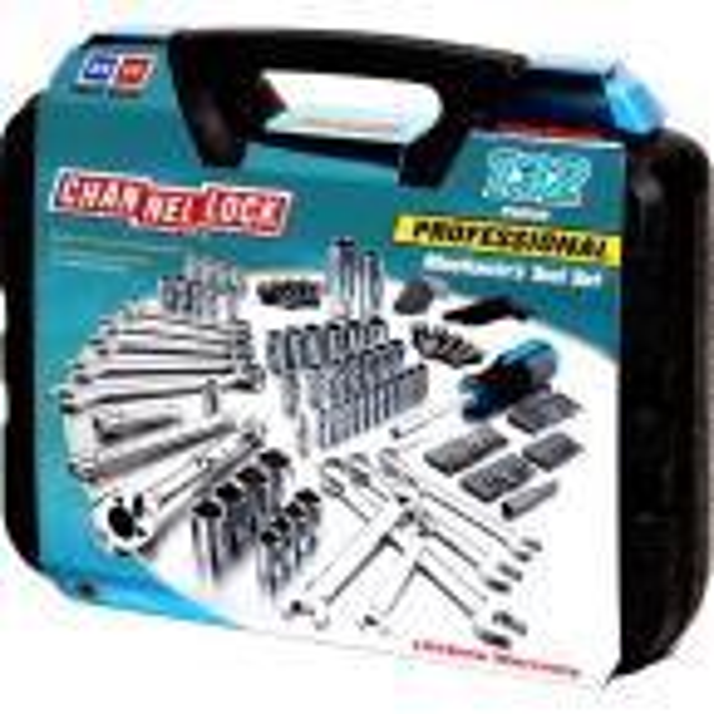 Mechanic's Tool Set (132-Piece)