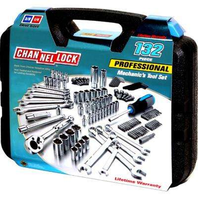 Mechanic's Tool Set (132-Piece)