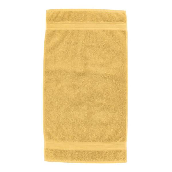 The Company Store Company Cotton Turkish Cotton Single Tub Mat in Gold