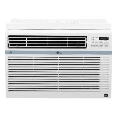8,000 BTU Window Smart (Wi-Fi) Air Conditioner, ENERGY STAR