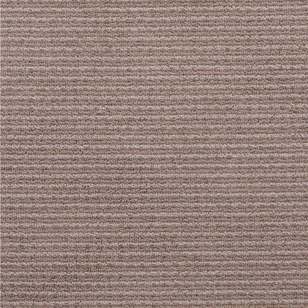 Wildly Popular II - Color Wynstone Textured Loop 12 ft. Carpet