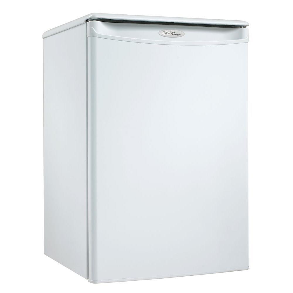 Danby 2.5 cu. ft. Mini Refrigerator in White