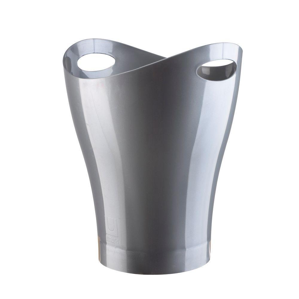 Garbino 2.25 gal. Plastic Waste Basket
