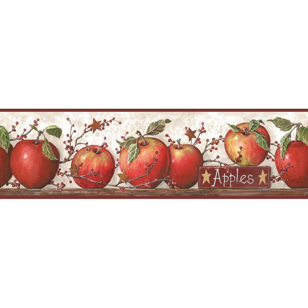 Superb Apple Wallpaper Border