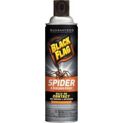 Aerosol Spider and Scorpion Killer Spray